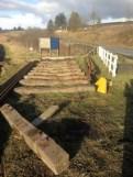 Ex Methil track work