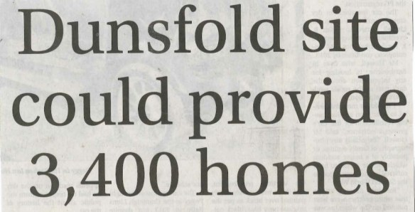 16.01.08 - Dunsfold site could provide 3400 homes.jpg