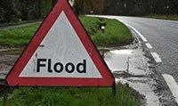 Cranleigh Waters flood warning