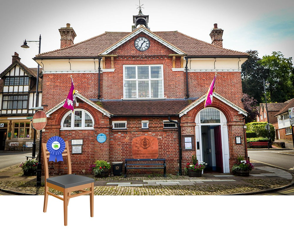 Will the people of Haslemere vote for more of the same at a Town Council by-election to-day?
