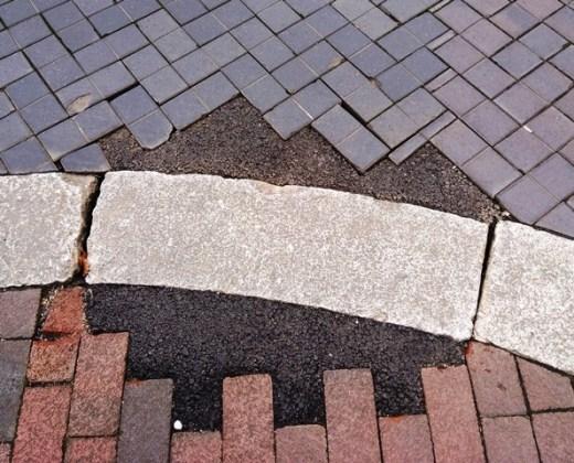 Pavement repair Godalming