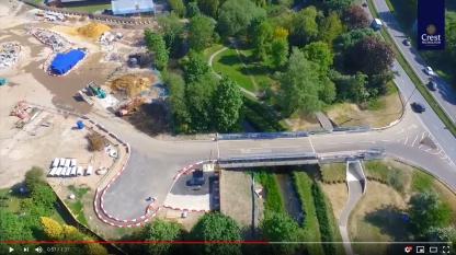 Blightwells building site