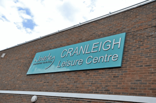Cranleigh Leisure centre