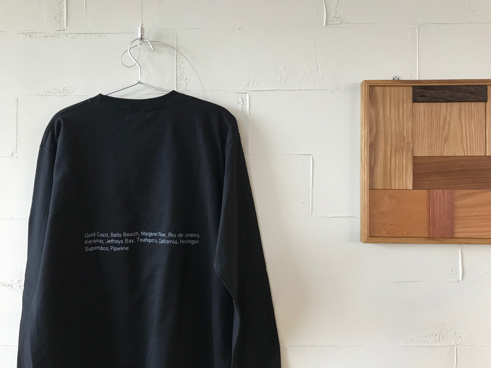 POINTS L/S TEE
