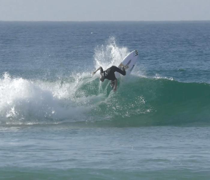 MEXICAN EPS SICFLEX MODEL 5'6″ // WARNER SURFBOARDS