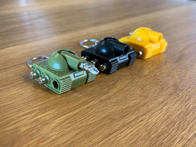 DULTON Tool Keychain Tank