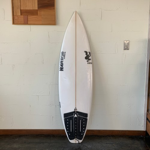 "USEDBOARD TNT MODEL 5'8"" // WARNER SURFBOARDS"