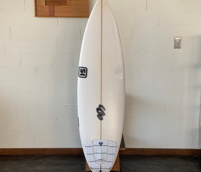 USEDBOARD T-CONZ MODEL 5'9″  // SK SURFBOARDS