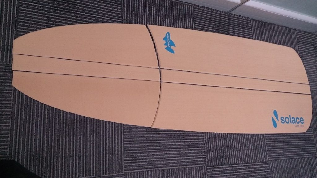 Wave Tribe SUP Cork Deckpad