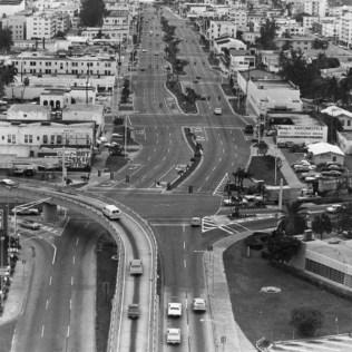 5th St & Alton Rd, 1980.