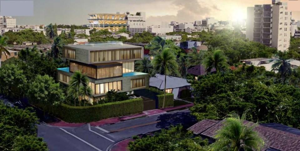 Condominium with two units