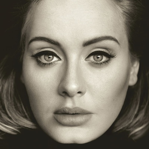 Adele - 25 (2015)