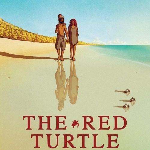 Красная черепаха / La tortue rouge (2016)