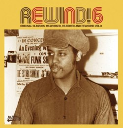 Ubiquity Compilations - Rewind! Vol. 6