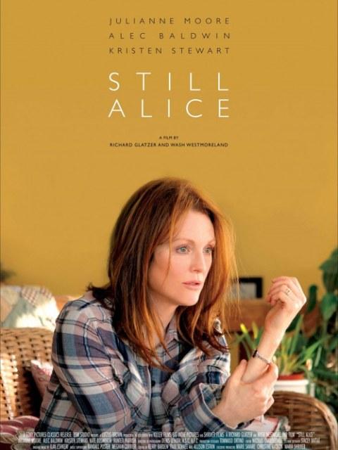 Всё ещё Элис / Still Alice (2014)