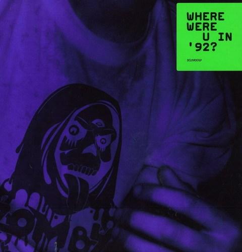 Zomby - Where Were U in '92? (2008)