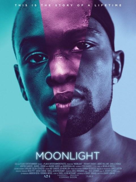 Лунный свет / Moonlight (2016)