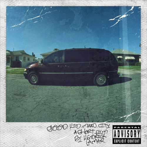 Kendrick Lamar - good kid, m.A.A.d city (2012)