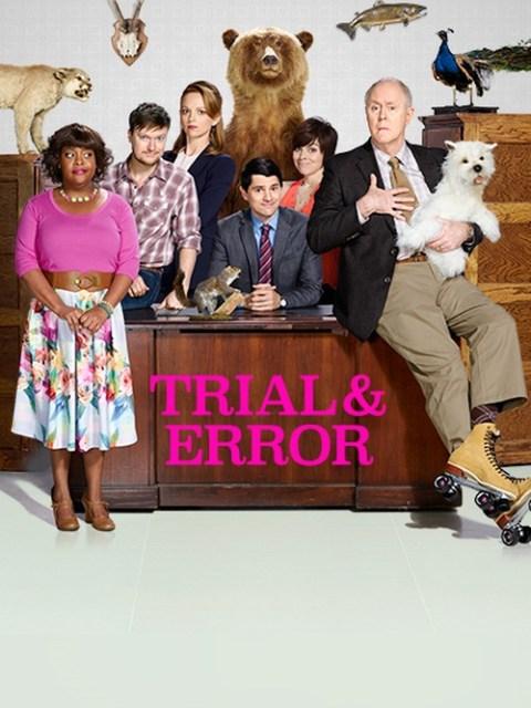 Методом проб и ошибок / Trial & Error (2017)