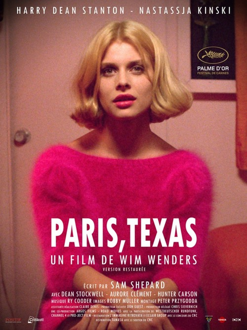 Париж, Техас / Paris, Texas (1984)