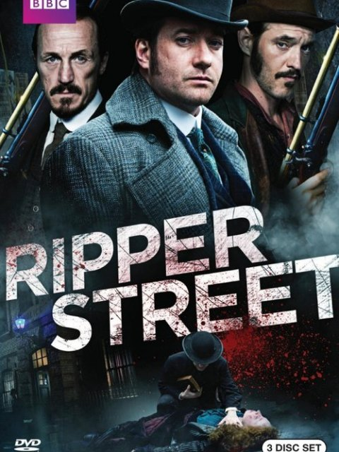 Улица потрошителя / Ripper Street (2012)