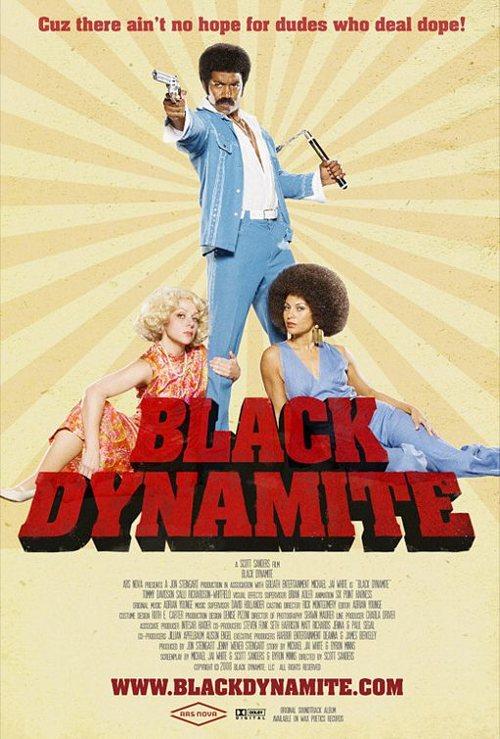 Черный динамит / Black Dynamite