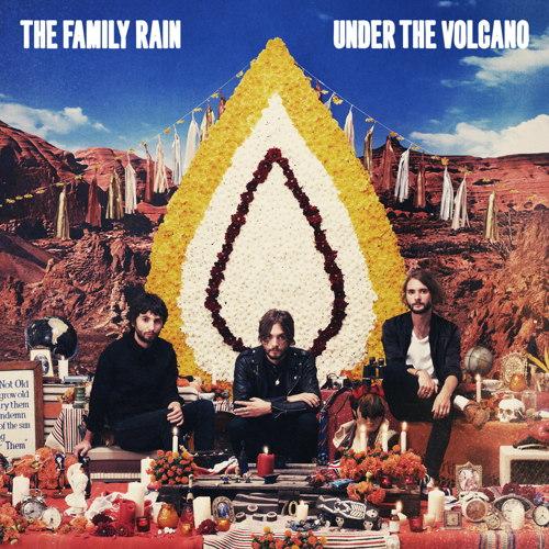 The Family Rain - Under The Volcano (2014)