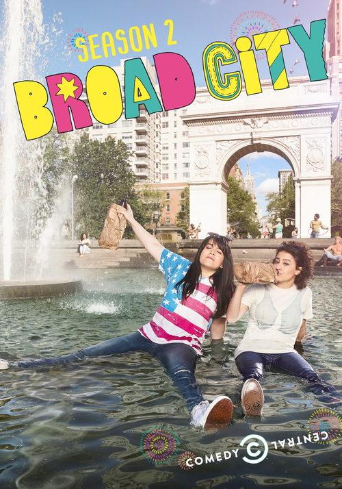 Брод Сити / Broad City
