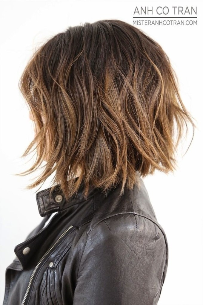 25 Hairstyles For Summer 2018: Sunny Beaches As You Plan Your regarding Haircuts For Thick Hair In Summer