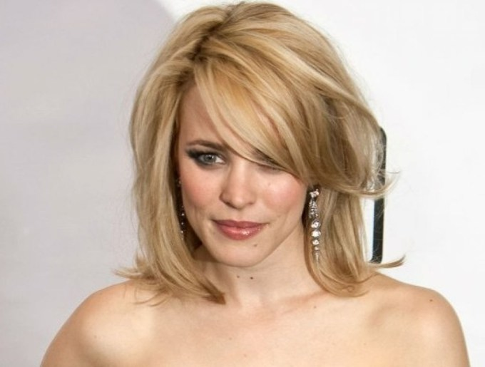 30 Most Dazzling Medium Length Hairstyles For Thin Hair - Haircuts with regard to Neck Length Haircut For Thin Hair