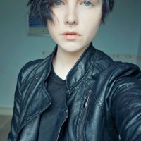 Tomboy Haircut For Oval Face