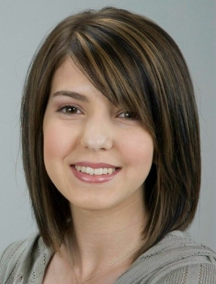 Best-Hairstyles-For-Thin-Hair-And-Round-Face-3 | Hair Styles regarding Haircut For Round Chubby Face Thin Hair