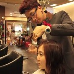 Korean Hairstylist Edward Kim] Hair Cut & Styling Tutorial - Youtube within Haircut Salon For Asian Hair