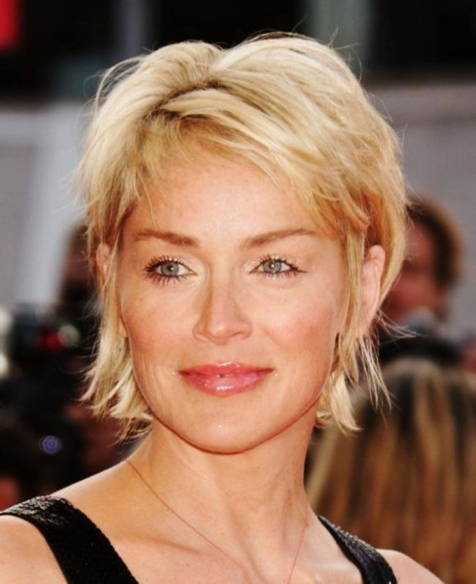 Short Haircut Styles : Short Haircuts For Fine Straight Hair Modern pertaining to Haircuts For Thin Straight Hair Over 50