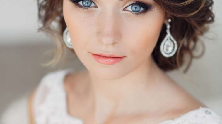 Wedding Makeup For Brown Eyes And Brown Hair The