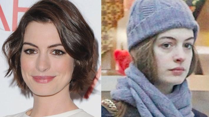 Celebrities: With Vs. Without Makeup - Hepilogue throughout Celebrities Without Makeup Before And After 2012