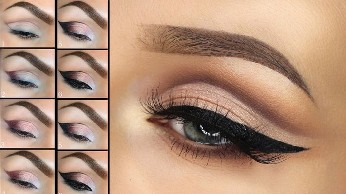 Smokey Eye Party Makeup Tutorial Step By Step |Learn How To Apply pertaining to Step By Step Smokey Eye Makeup With Pictures