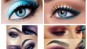 8 Best Eyeliner And Eyeshadow Colors For Blue Eyes | Makeandbeauty with regard to Good Eyeshadow Color For Blue Eyes