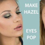 Eye Makeup Tips For Hazel Eyes And Blonde Hair | Saubhaya Makeup inside How To Do Makeup For Hazel Eyes And Blonde Hair