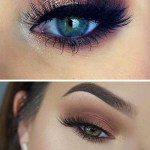 Makeup Tips For Black Hair And Blue Eyes | Saubhaya Makeup for Makeup Tips For Blue Eyes And Dark Brown Hair