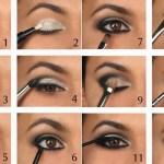 Smoky Eye Makeup Tutorial   Smoky Eye Guide   Road To Beauty in Smokey Eye Makeup Picture Guide