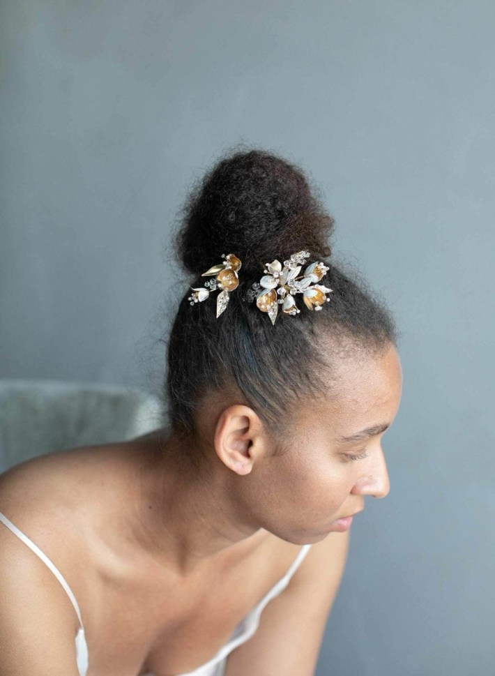 15 Bridal Hair Accessory Designers You Need To Check Out | One Fab intended for Bridal Hair Courses Northern Ireland