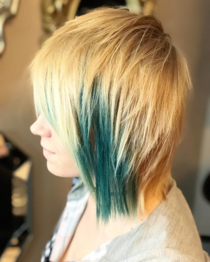 18 Punk Hairstyles For Women (Trending In 2019) intended for Punk Rock Hair Medium Cutd