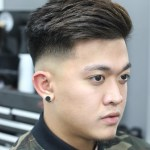 25 + Best Low Fade Haircuts & Hairstyles For Men's   Cabello Hombre within Comb Over Fade Asian