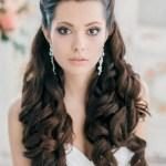 Bridal Hair Front View | Hair In 2019 | Hair Styles, Wedding throughout Bridal Hair Styles Front View