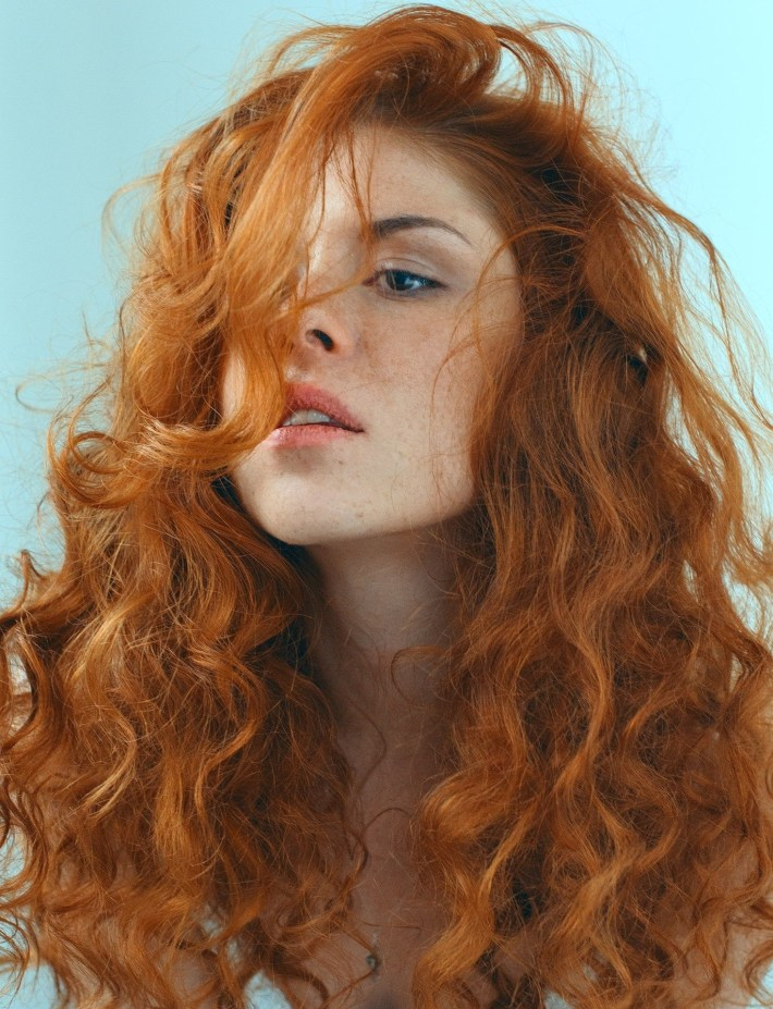 Ginger By Kris Reznikova On 500Px | Redheads :) :) | Princezny, Modely intended for Ling Curly Red Hair Styles