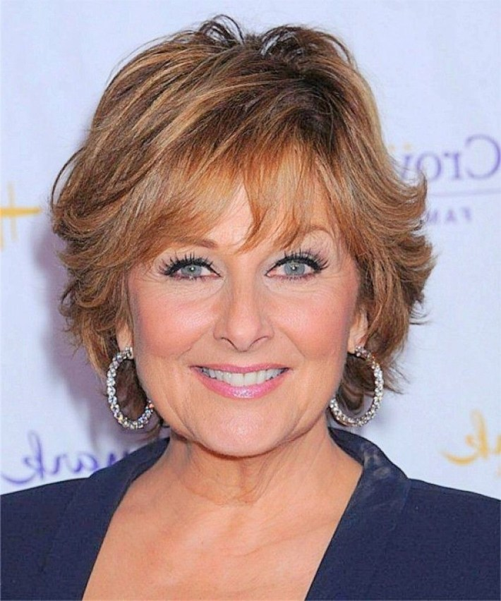 Hairstyles For Women Over 60 With Round Faces - Google Search regarding Hairdos For 60 Plus Women