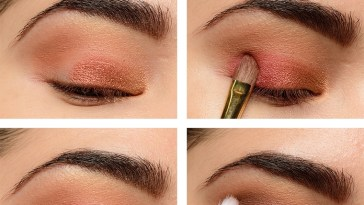 How To Apply Eyeshadow: Smokey Eye Makeup Tutorial For Beginners for Smokey Eyes Makeup Step By Step With Pictures