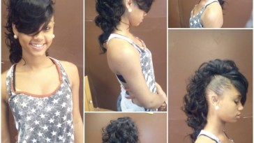 Mohawk Creative Style Weave | My Work | Hair Styles, Long Hair with What Is The Best Weave To Use For Mohawk Style