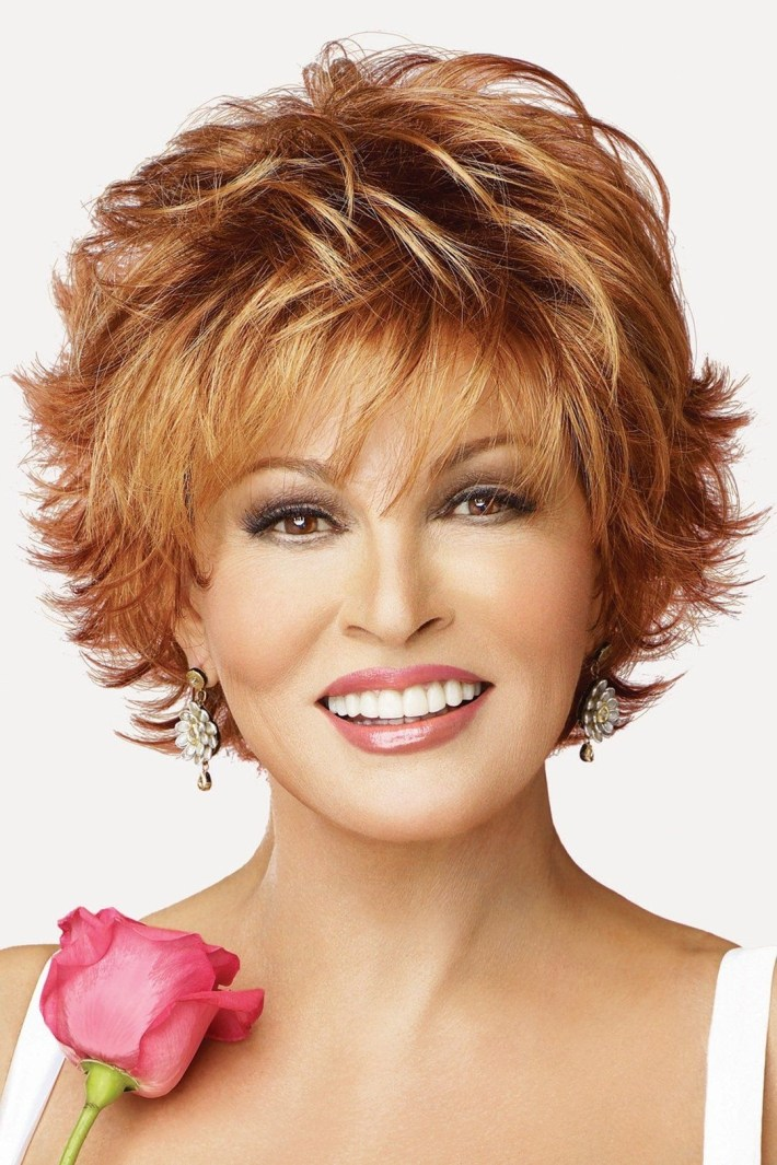 Raquel Welch Wigs - Voltage In 2019 | Hairstyles | Short Hair Cuts in Front And Back Pictures Of Rochelle Welch Hairstyles